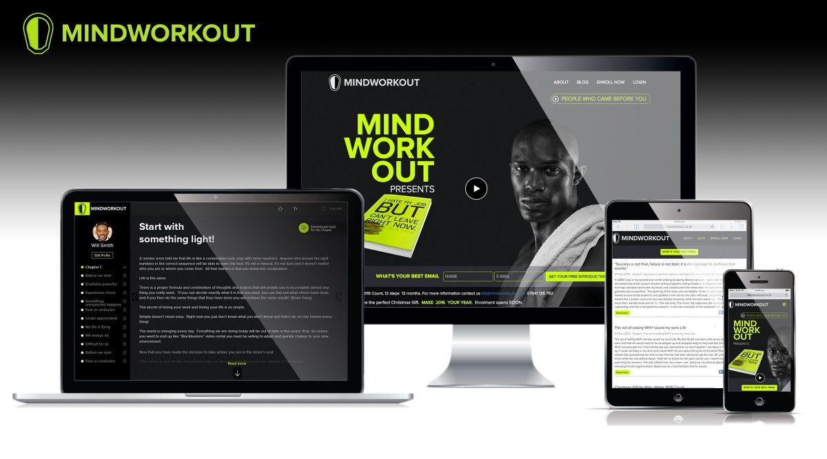 "Our ""Mindworkout"" amazing project!!!"